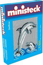 Ministeck Pixel Puzzle (32789): Dauphins 1100 pièces