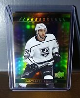 2017 Michael Amadio Upper Deck Fluorescence #F-18 Hockey Card #/150