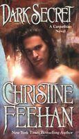 Dark Secret (The Carpathians (Dark) Series, Book 12) by Christine Feehan