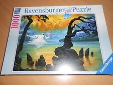 puzzle ravensburger 1000 pièces CHEVAUCHEE SUR DRAGON - sous blister