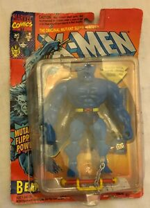 Toys Comics Action Figure Marvel X-MEN BEAST 1994 Trading Card Toy Bizz New
