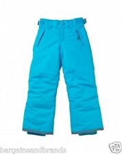 Muddy Puddles - Salopettes Ocean Blue 11-12 Years Ski Snow 102669