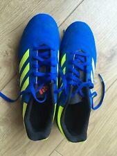 Adidas football boots girl/boy size 4 - worn twice!