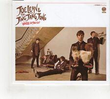 (GV343) Joe Lean & The Jing Jang Jong, Where Do You Go?  - 2008 DJ CD