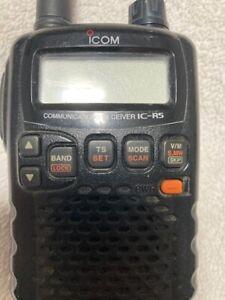 Icom IC-R5 & Icom IC-R2  (2 Radios)