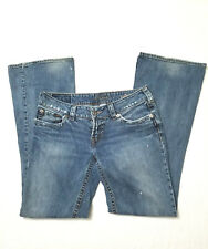 Silver Jeans Aiko Womens Distressed Jeans 29x33 E17