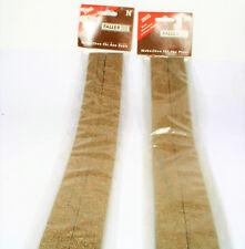 Faller 2555 Kork-Gleisbett   2 Packungen, 8 x 50 cm = 400 cm  NEU OVP