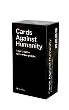Cards Against Humanity Party Game for Naughty People 550 Card UK Edition