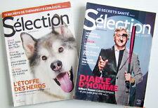 2 REVUES SÉLECTION DU READER'S DIGEST DE JUILLET ET OCTOBRE 2011