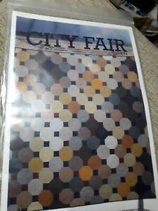 City Fair Snowball QUILT PATTERN