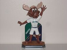 MARINER MOOSE Seattle Mariners Mascot Bobble Head 2016 Limited Edition MLB New*