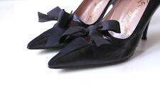 Romagnoli made in Italy Damen Pumps Schuhe schwarz TRUE VINTAGE Halbschuhe 37