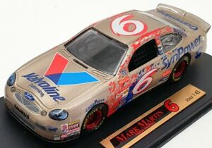Racing Champions 1/43 Scale SL0897 - Ford Nascar #6 - Silver