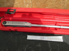 "1/2 "" inch -  BRITOOL  EVT  600 A -  TORQUE WRENCH - MADE IN ENGLAND"