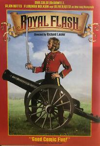 Royal Flash DVD - 1975 PERIOD COMEDY Region 1