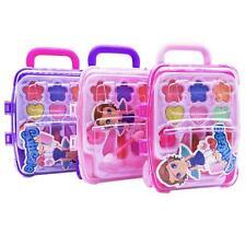 Princess Makeup Set For Kids Cosmetic Girls GIFT Eyeshadow Lip Gloss Blushes