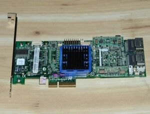 Adaptec SAS PCI-E ASR-3805 128M Raid Card Tested