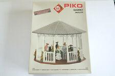 G Scale, PIKO LGB #62012 Pavillion, original box and unassembled, weatherproof!!