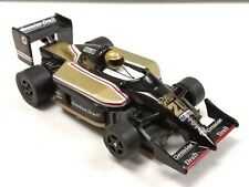 RARE HTF Tyco Miller Genuine Draft #20 Formula F1 INDY 440X2 Chassis TESTED RUNS