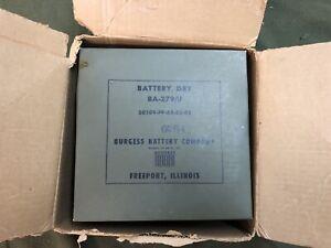 Two BA 279/U Batteries NOS PRC 8,9,10 Radio Vietnam