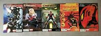 Edge of Spider-Verse 1,2,3,4 & 5 Includes Greg Land Variant - MEXICAN EDITIONS