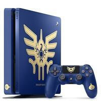 SONY Playstation4 Dragon Quest Loto Edition PS4 Japan Limited Console used