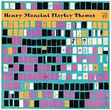 Henry Mancini - Playboy Themes (2014)  CD  NEW/SEALED  SPEEDYPOST