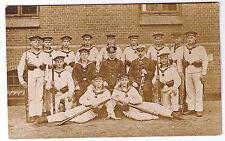 Foto AK 1.Werft Division 1.WK WW1 Kaiserliche Reichsmarine Boot Boat photo Kiel