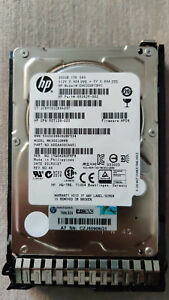 "HP  652625 300GB 15K 2.5"" SAS SC ENT HDD 653960"