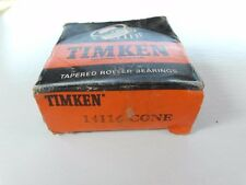 Timken 14116, Tapered Roller Bearing Cone