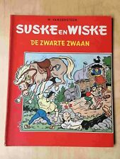 Suske en Wiske 035 - De zwarte zwaan - 4de druk (1962)