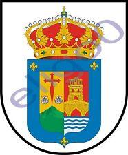 1x STICKER Escudo de la Comunidad Autonoma de La Rioja