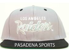 LOS ANGELES RAIDERS SNAPBACK CAP NWHT EazyE Dre Cube NWA carr lynch