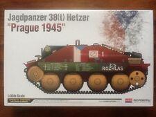 ACADEMY 1/35 WWII GERMAN JAGDPANZER 38(t) HETZER KIT #13277 NEW ! FACTORY SEALED