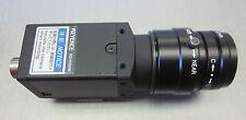 Keyence XG-H100M CCD machine vision camera with lens