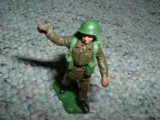 Britains Old Swoppet Swoppit WW2 British walking arm raised no weapon