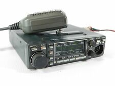 Icom IC-27A FM Ham Radio Mobile Transceiver w/ Mic + UT-16 Voice (works well)