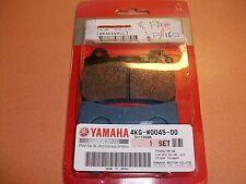 Genuine Yamaha Brake Pads FJ1200 TDM850 FZR400 FZR750 FZR1000    2GH-W0045-01-00