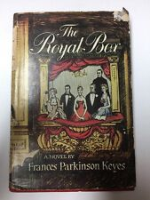 The Royal Box By Frances Parkinson Keyes 1954 HC W/ DJ