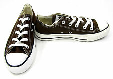 Converse Shoes Chuck Taylor Ox All Star Brown Sneakers Men 4 Womens 6