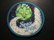 CAPE MAY BREWING new jersey Hoppy Beard circle PATCH sew-on craft beer brewery
