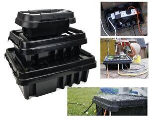 Wetterschutzgehäuse DriBox Daussen Kabelbox für Elektrische Verbindungen