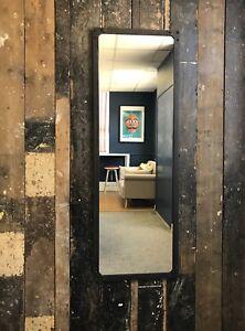Tall Mirror, full length, Aged Rust colour finish