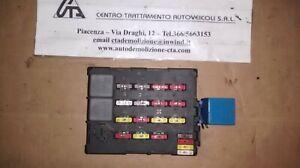 Centralina portafusibili Fiat Uno seconda serie 1992