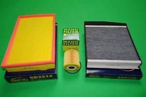Filterset Filtersatz Inspektionspaket Volvo S60 I, V70 II, XC70 Cross Country