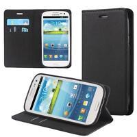 Samsung Galaxy S2 i9100 S2 Plus i9105  Wallet Flip Case Cover Magnet Bag Bumper