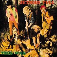 NEW CD Album Jethro Tull - This Was (Mini LP Style Card Case)