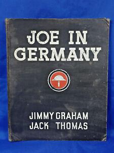 VINTAGE JOE IN GERMANY BY JIMMY GRAHAM AND JACK THOMAS