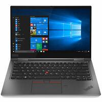 "Lenovo ThinkPad X1 Yoga Gen 4 Laptop, 14.0"" UHD IPS Touch  500 nits, i5-10210U"