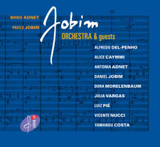 Jobim Orchestra & Guests [New CD] With DVD